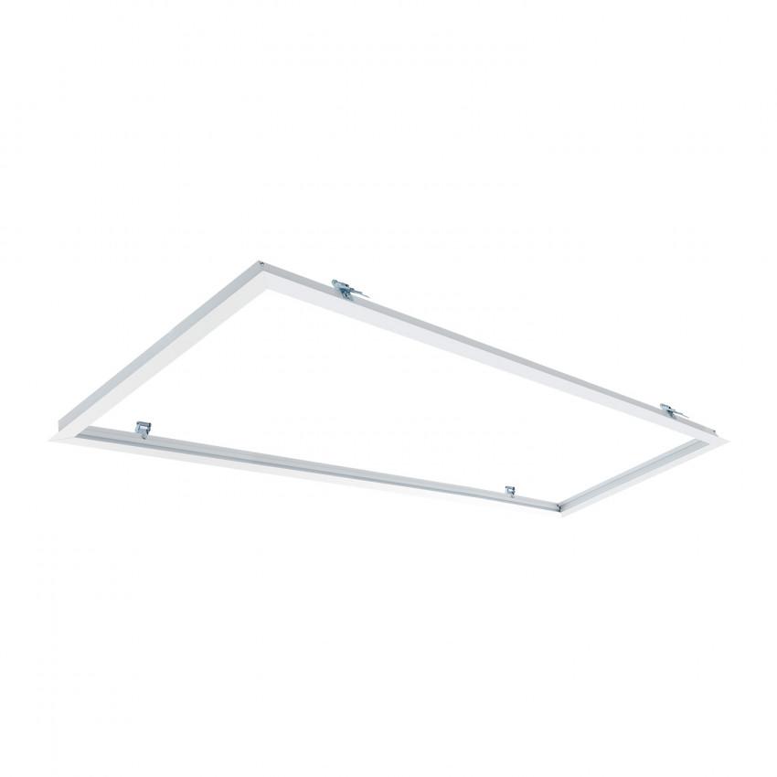 Cornice a Incasso per Pannelli LED 120x30cm