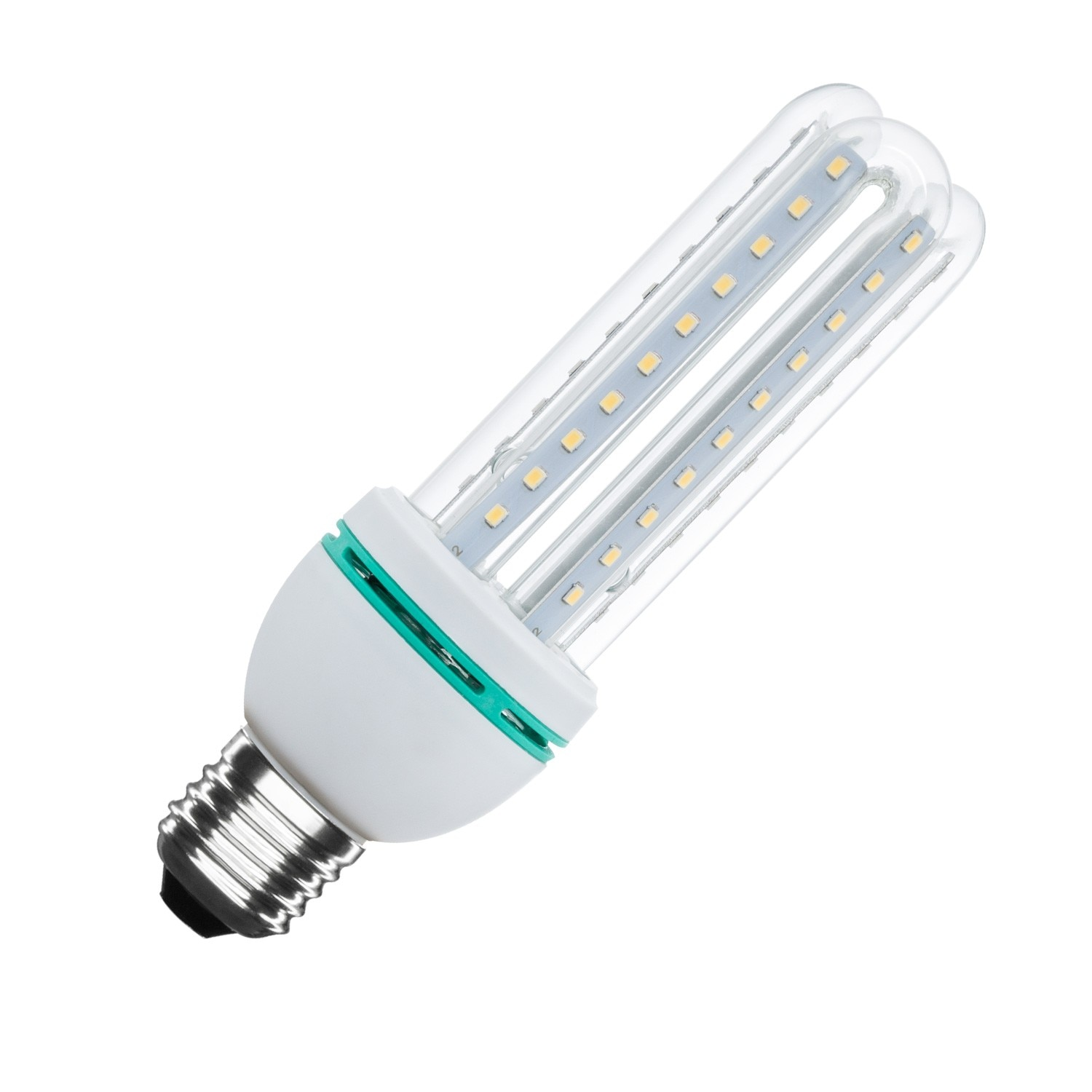 Lampadina led cfl e27 12w ledkia for Lampade e27 a led