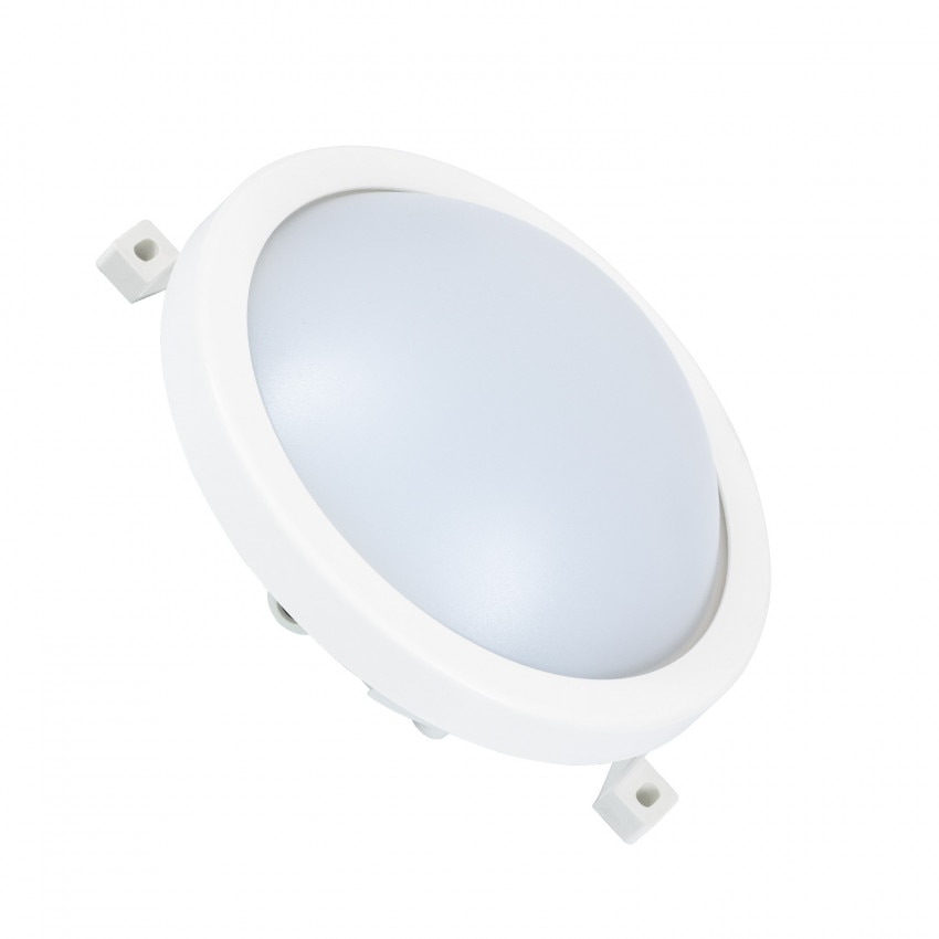 Plafoniera LED Rotonda New Hublot 12W White