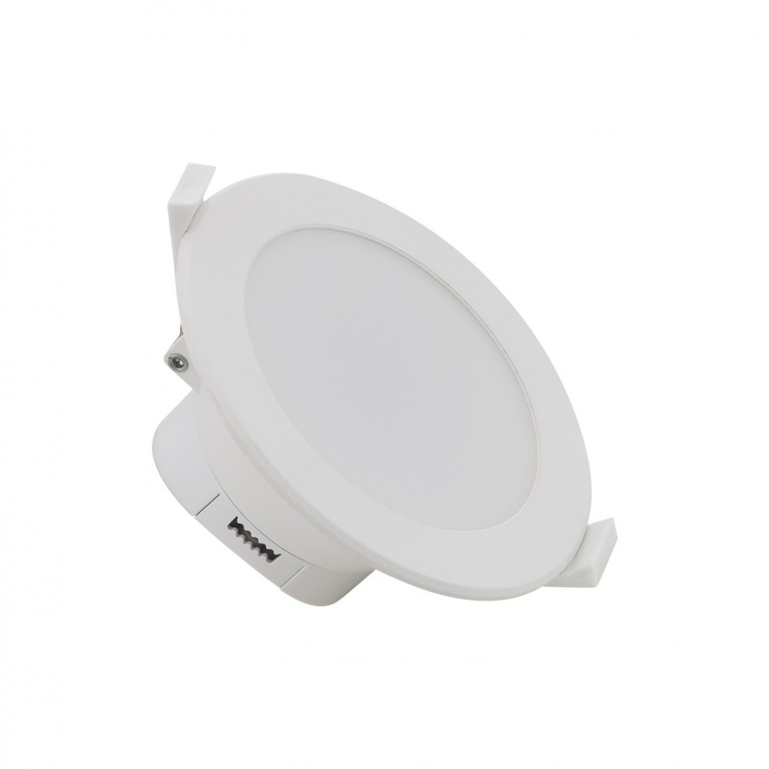 Downlight LED Rotondo Speciale Bagno IP44 10W Foro Ø 100 mm