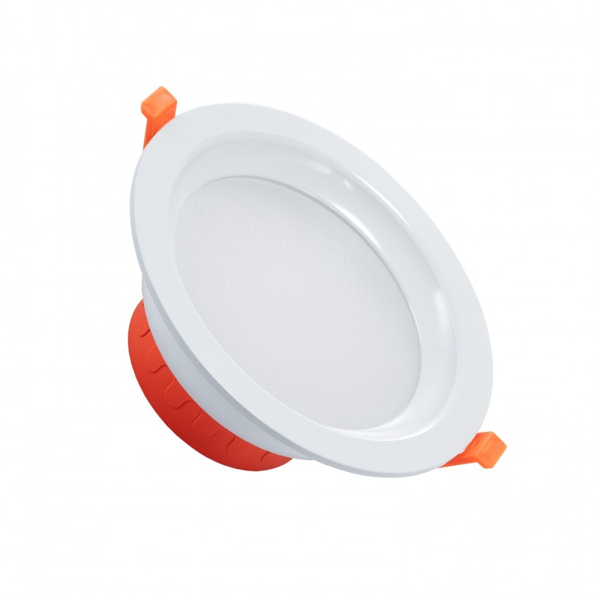 Downlight LED New Lux 12W (UGR19) Foro Ø 135 mm