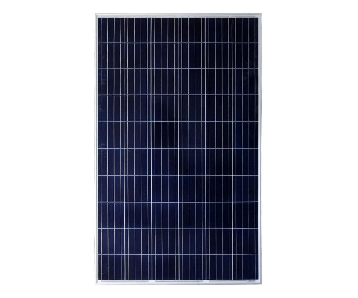 Plafoniere Con Pannello Solare : Pannello solare fotovoltaico policristallino v w ledkia italia