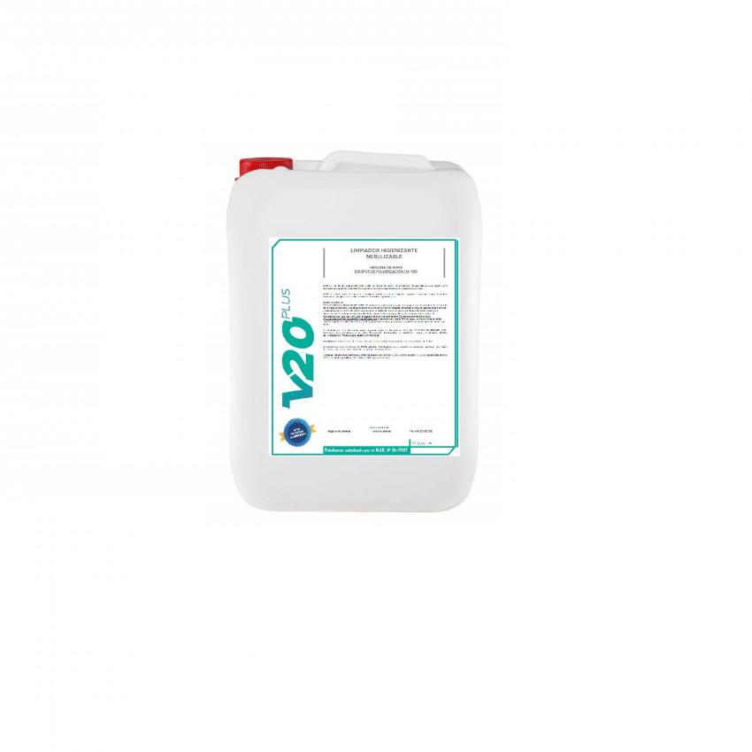 Liquido Fumogeno Disinfettante LPH BACT