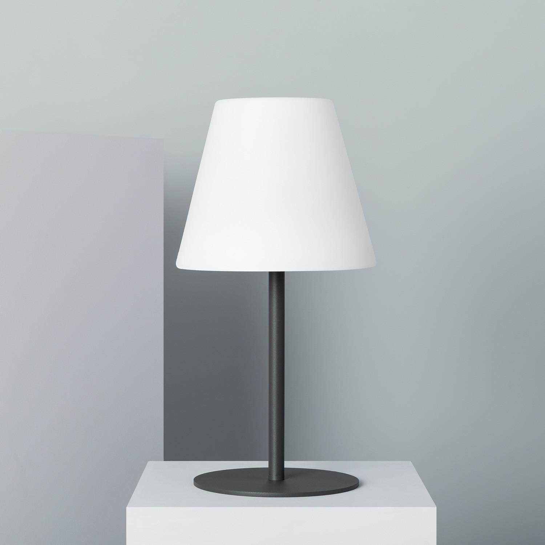 Lampada Da Tavolo Led Solare Ledkia