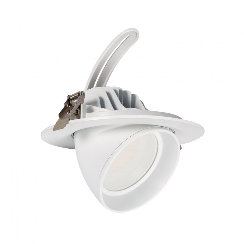 Faretto Proiettore LED SAMSUNG 125lm/W Orientabile Rotondo 38W PHILIPS CertaDrive