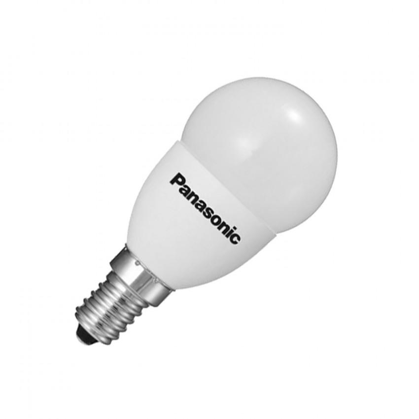 Lampadina LED E14 G45 PANASONIC PS Frost 3.5W
