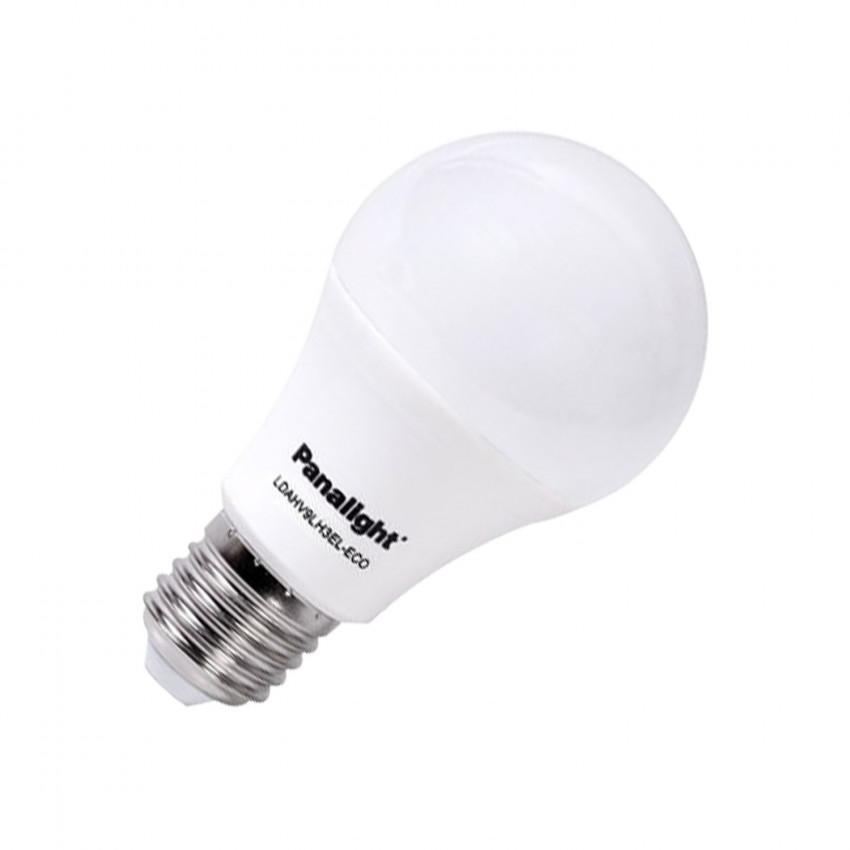 Lampadina LED E27 PANASONIC Frost Bulbo 9W