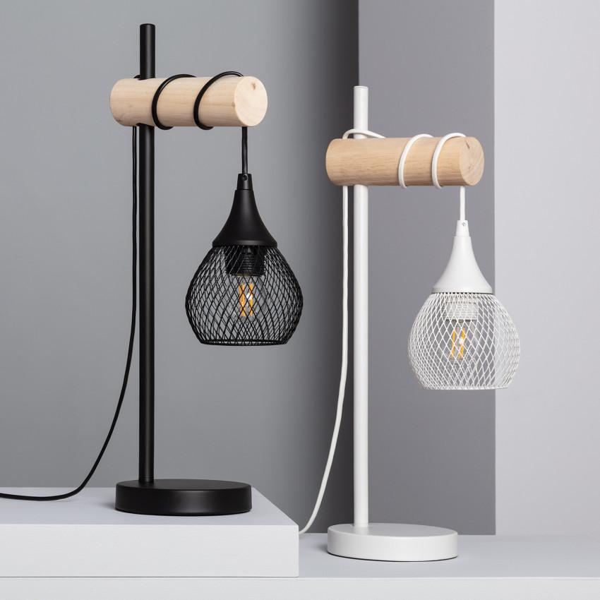 Lampada da Tavolo Monah