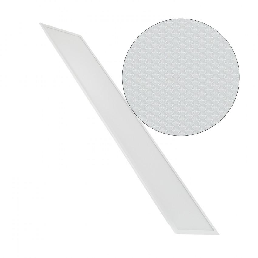 Pannello LED 120x30cm 40W 4000lm Regolabile Microprismatico (UGR17)