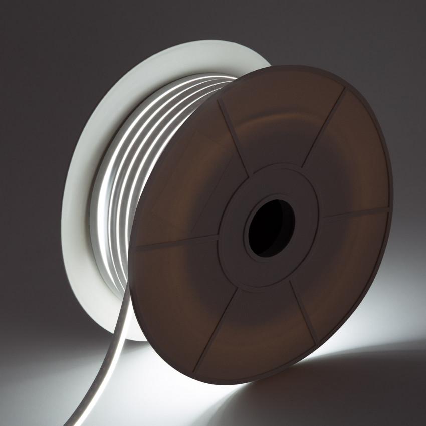Bobina Striscia LED Neon 24V DC 120LED/m 50m IP65