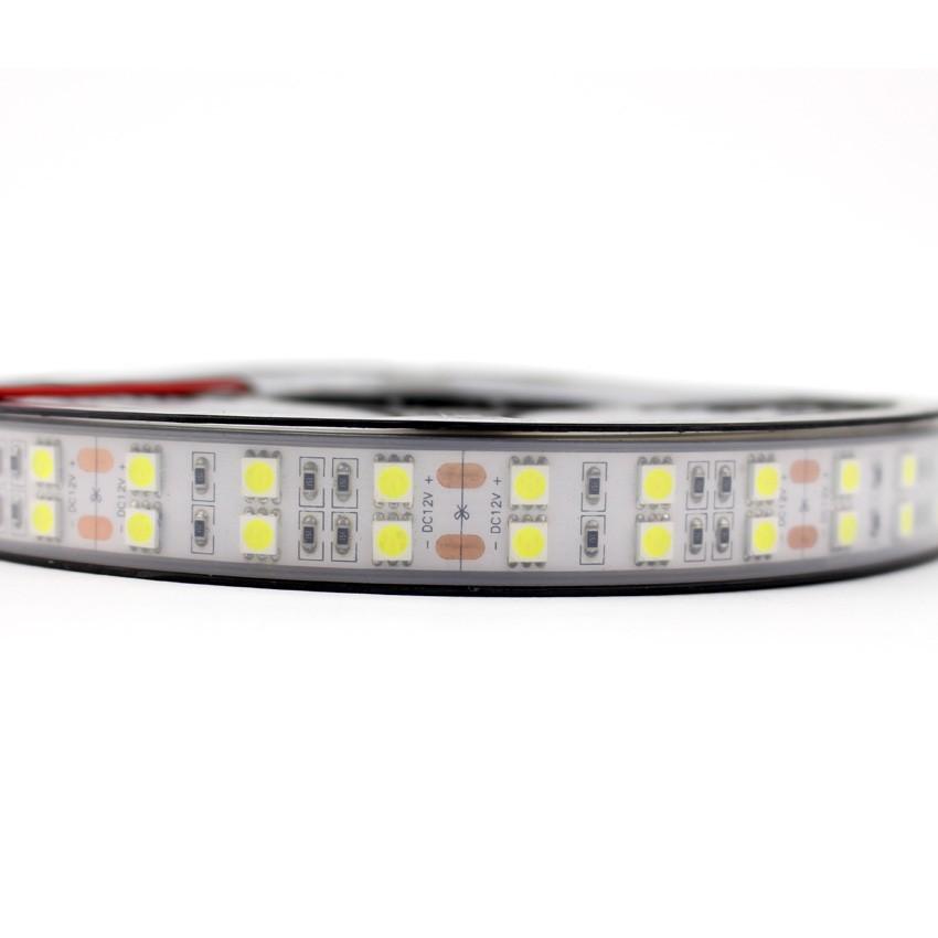Striscia LED LED LED 12V DC SMD5050 120LED m 5m IP67 0f85a9