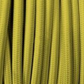 Kabel Materiałowy Żółty