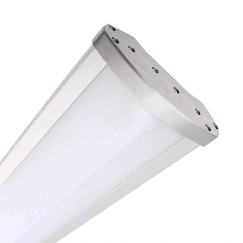 Industrial LED linear high bay lighting