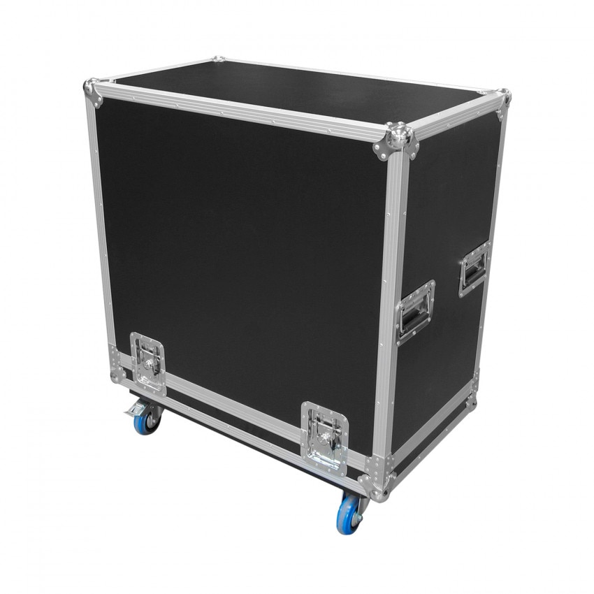 Transport Case for 8x 50x50cm Cabinets for a Giant LED Screen