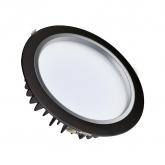 Black 40W Samsung LED Downlight