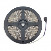 5m RGB LED Strip 12V DC, SMD5050, 30LED/m, IP65