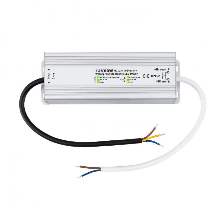 12V 60W P060D Power Supply / Transformer (IP67)