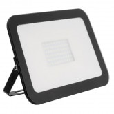 Black 100W UltraSlim LED Floodlight