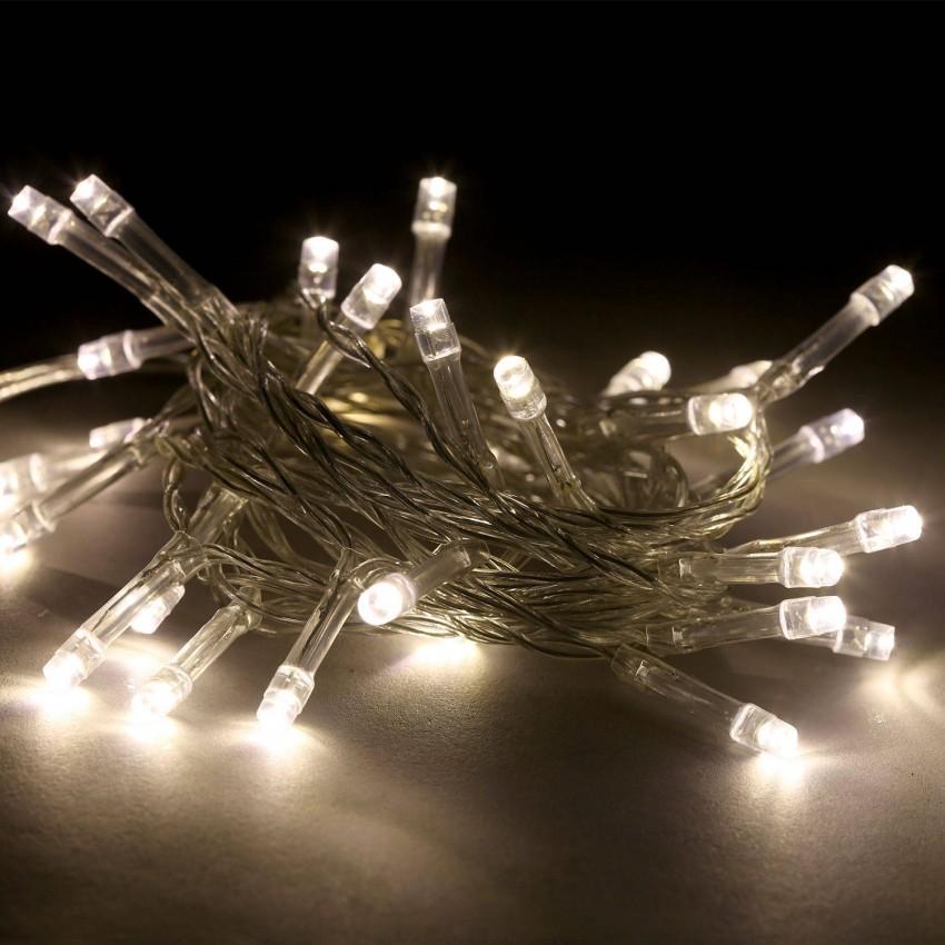 Flashing LED String Light