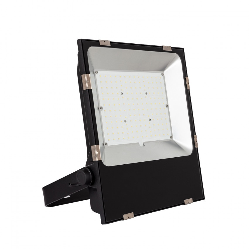 150W 145 lm/W IP65 HE Slim PRO Dimmable LED Floodlight