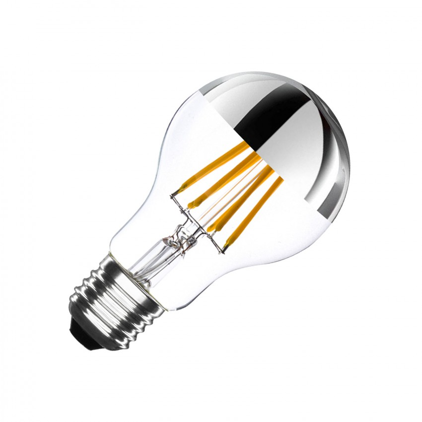 A60 E27 3.5W Reflect Filament LED Bulb (Dimmable)