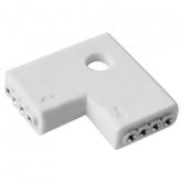 'L' Connector for RGB LED Strips (12V)