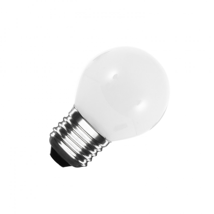Glass E27 G45 4W LED Bulb