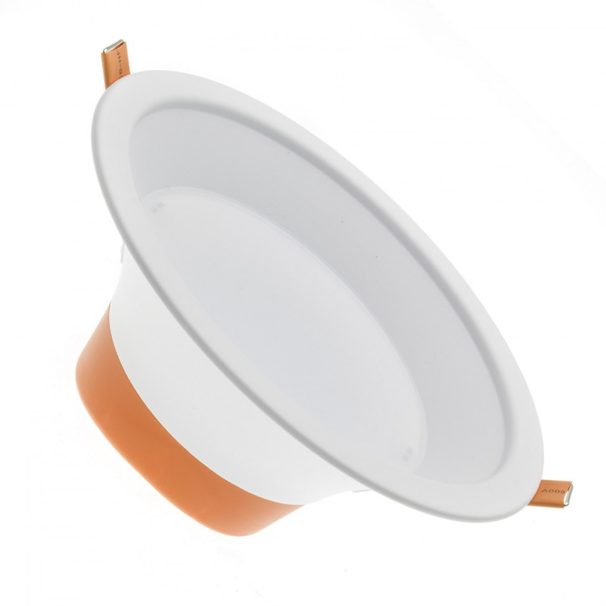 16W Lux LED Downlight (UGR19) Cut Ø 150 mm