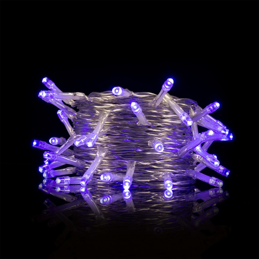 Battery-powered LED Fairy Lights