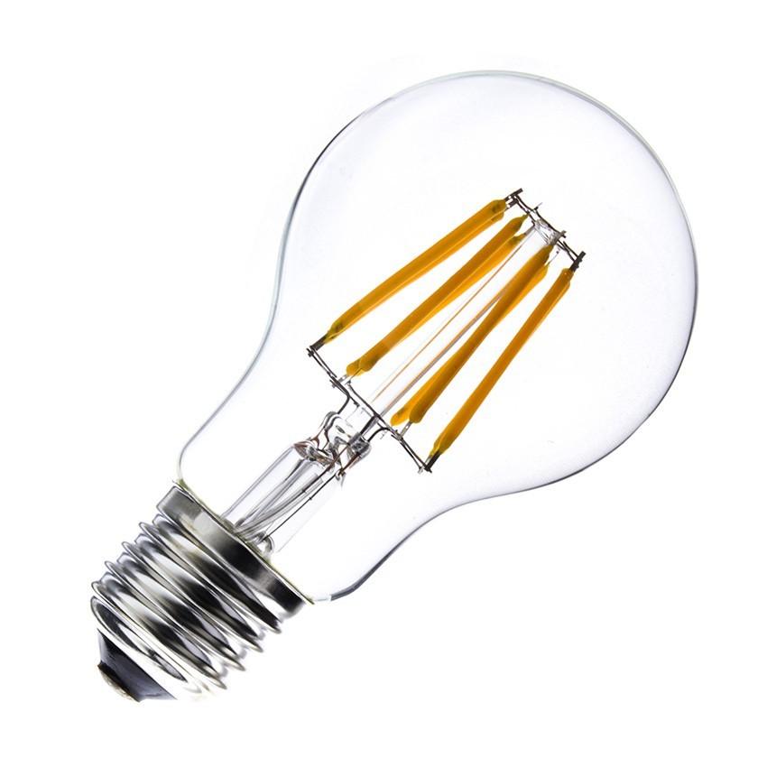6W A60 E27 Classic Filament LED Bulb