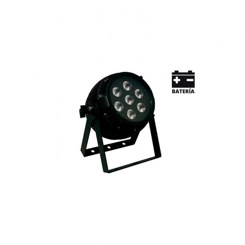 Equipson SUPERBAT LED WI 712 IP65 RGBWA+UV DMX 90W Floodlight