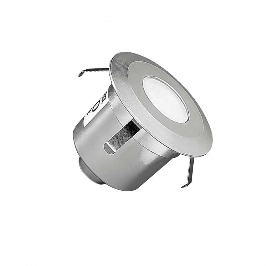 Round 1W LEDS-C4 55-9769-54-T2 Gea Signaling Recessed LED Ground Spotlight IP67