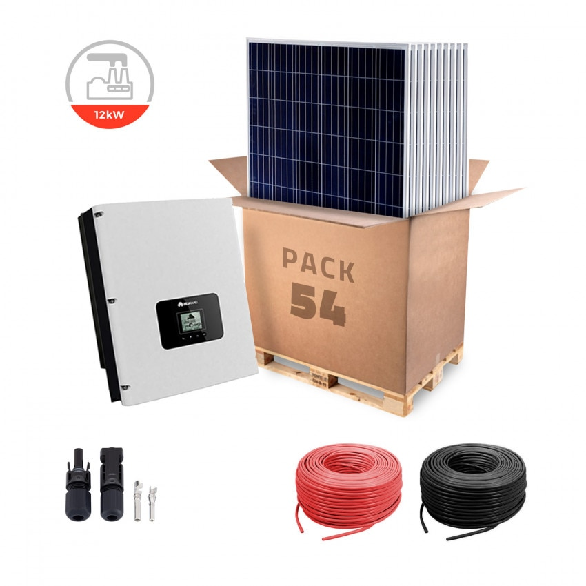 Huawei 17KW Self-Consumption Hybrid Network Kit for Large Businesses
