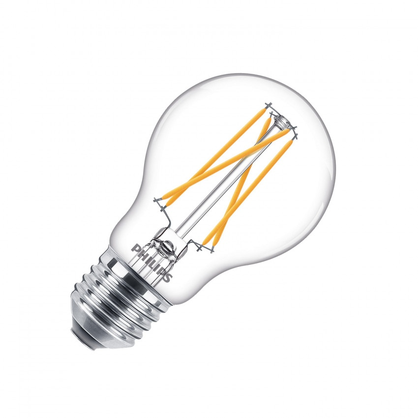 E27 A60 Adjustable Filament  PHILIPS CLA Classic 6.7W LED Bulb(CRI 90)