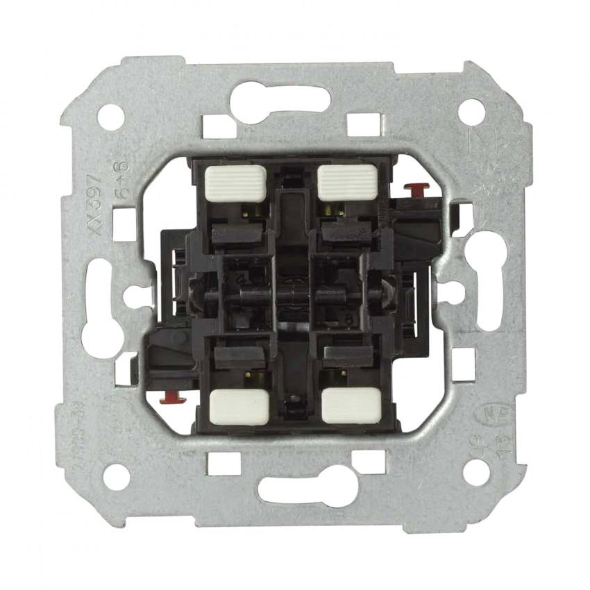 Mechanism  Simon 82 Double Switch