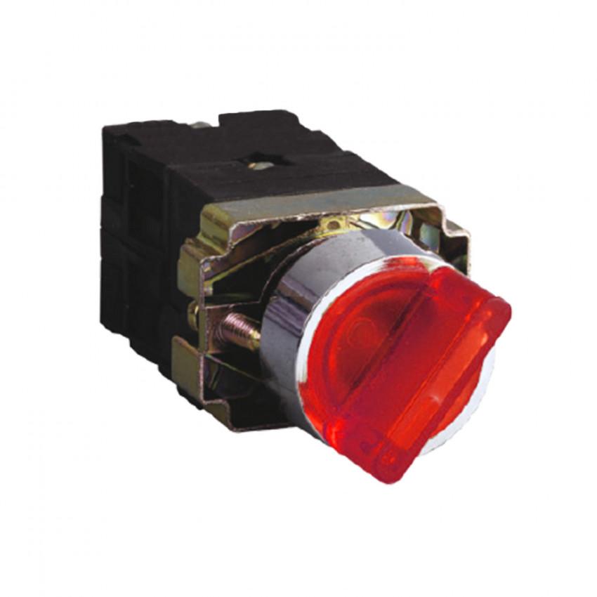 MAXGE 2 Position 1NC+1NO Lamp Selector