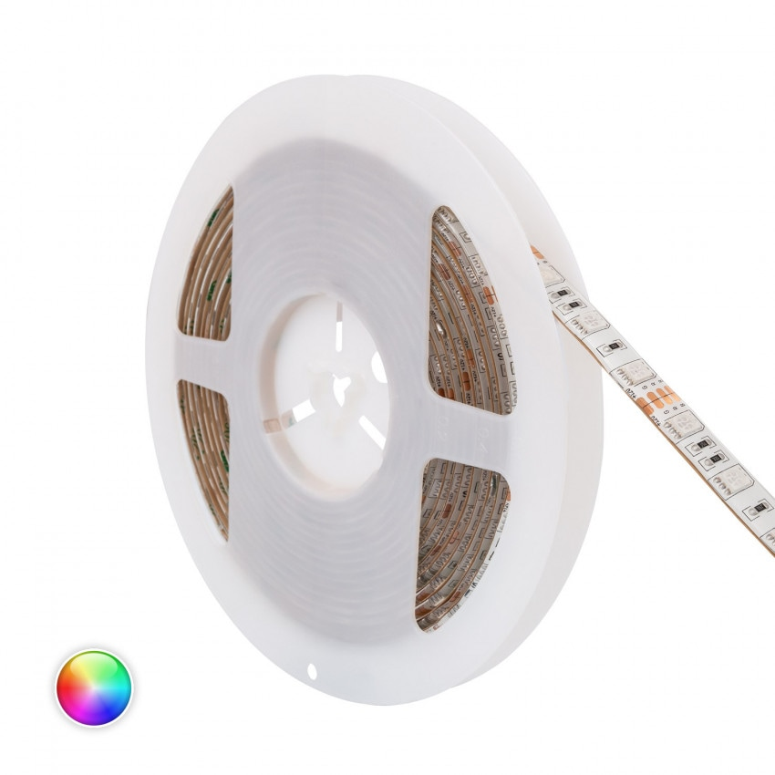 RGBW and RGB LED strips