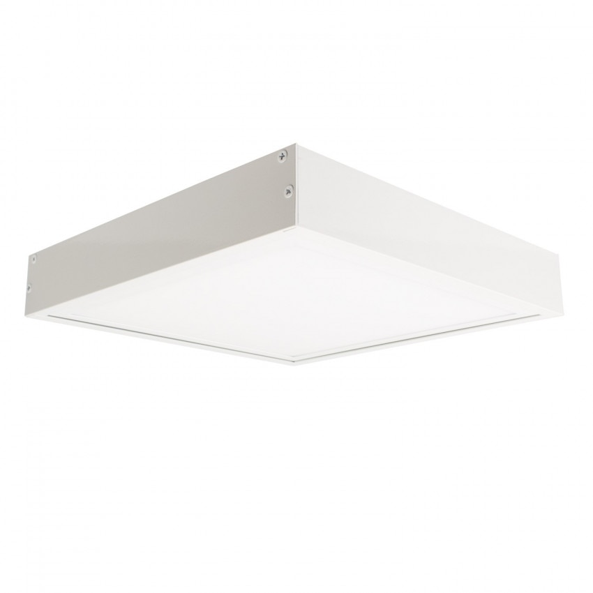 60x60cm 40W 4000lm (UGR17) LED Panel + Surface kit.