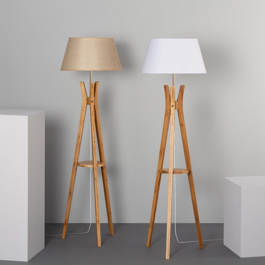 Qaanso Floor Lamp