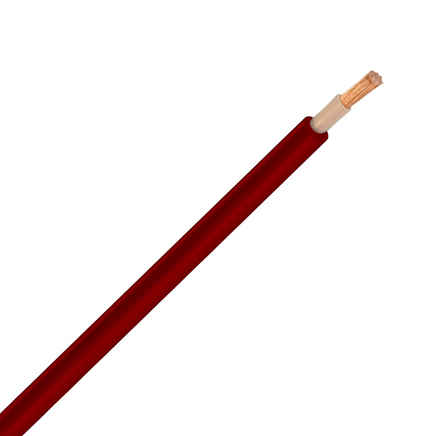 Red RV-K Cable - 10mm²