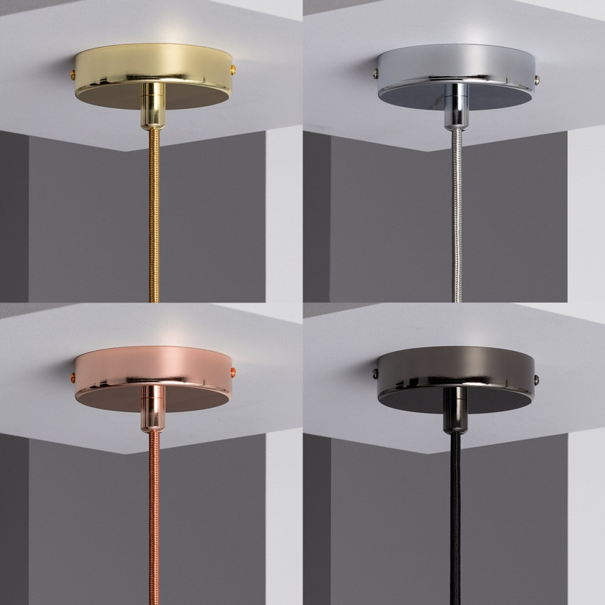 Metallic Ceiling Base