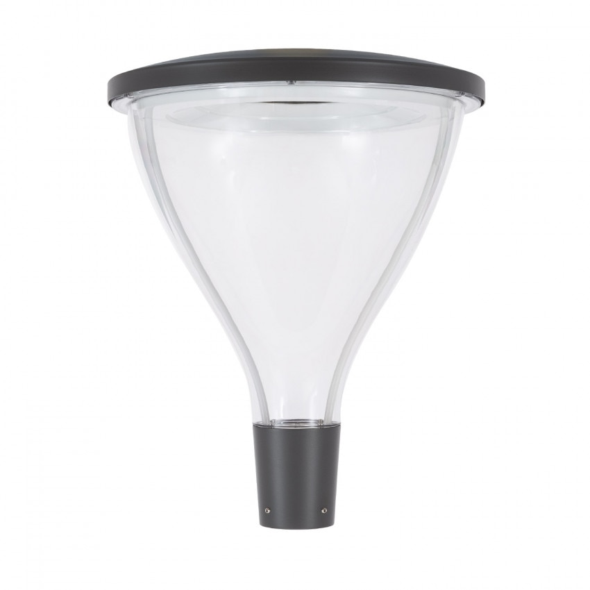 60W Clear Garden LUMILEDS MEAN WELL Programmable LED Street Light