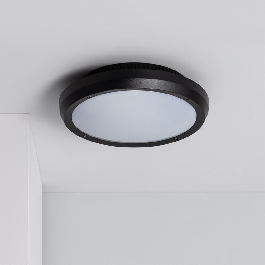 Round Curio Surface Panel (IP65)