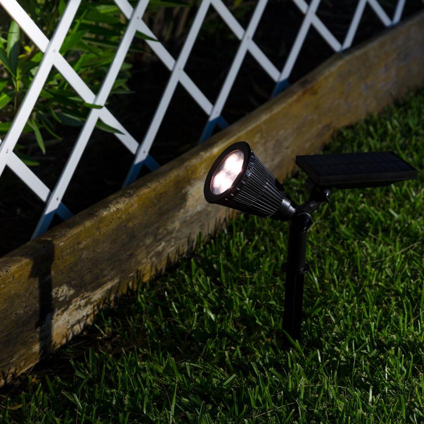 Solar Spike LED Spotlight - IP65