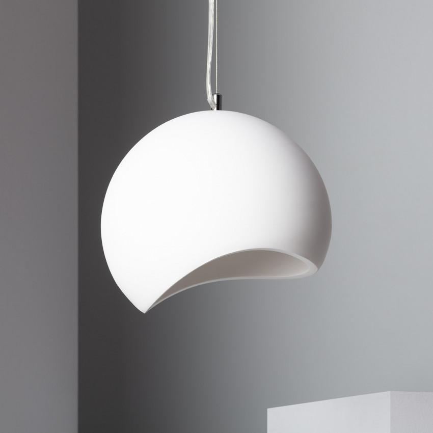 Hanging Aventurine Lamp