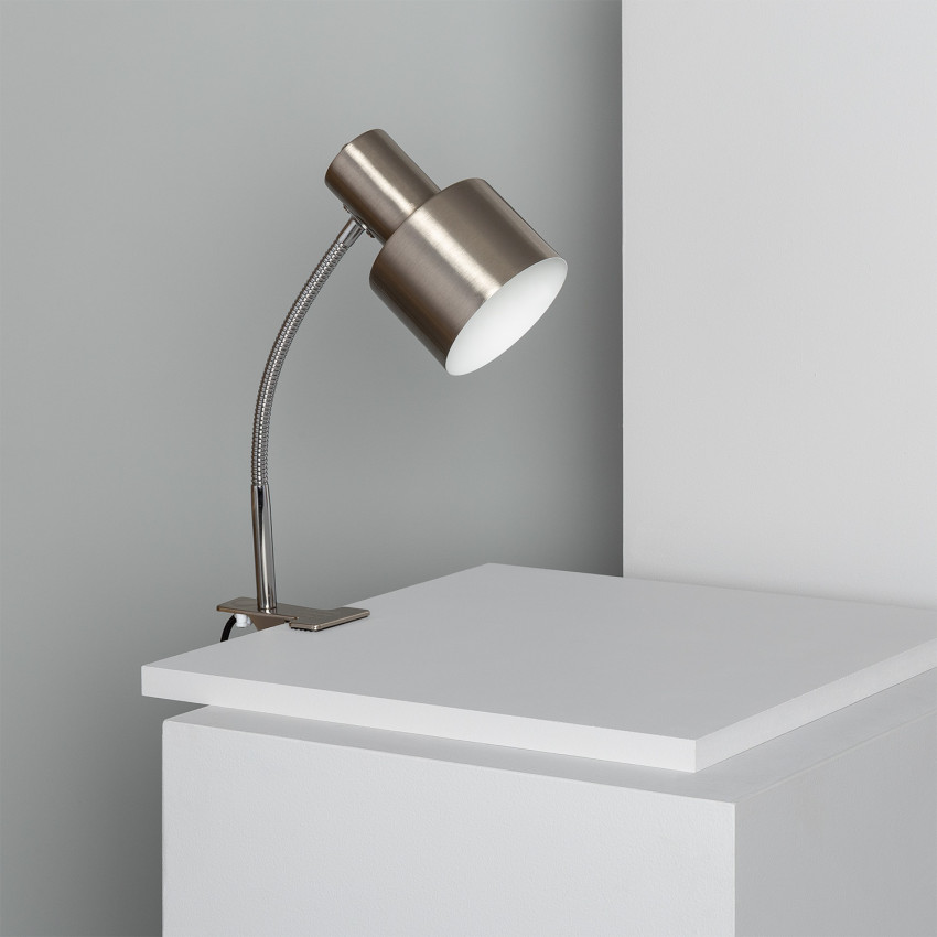 Agoura Table Lamp with Clamp