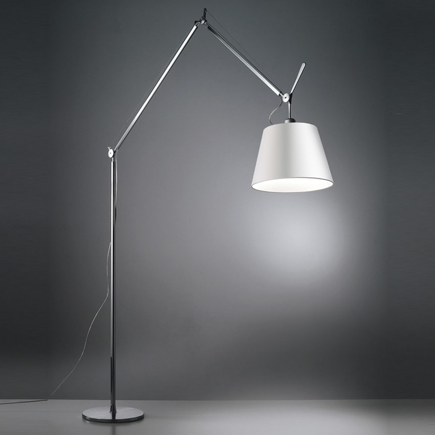 ARTEMIDE Tolomeo Mega Floor Lamp with Switch