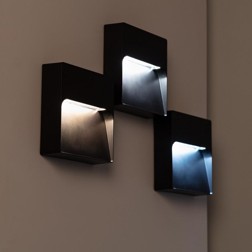 6W Arca LED Wall Light (IP65)