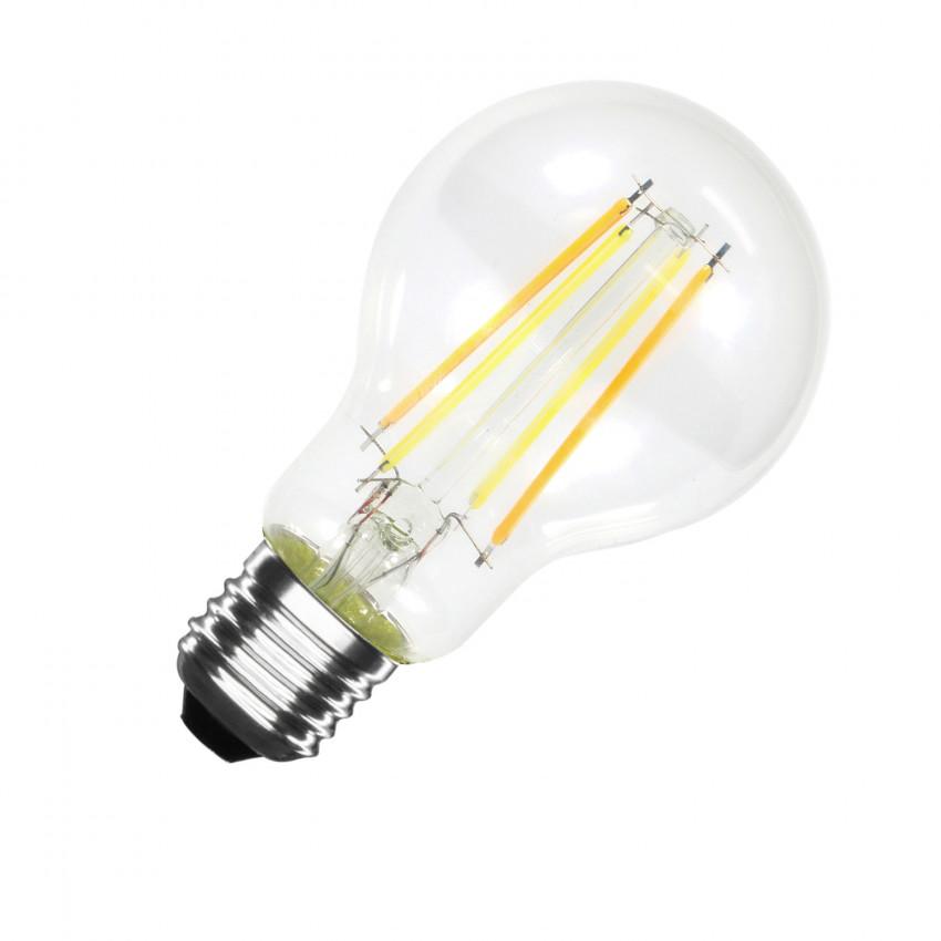 6.5W A60 E27 Classic Filament Smart WiFi CCT LED Bulb