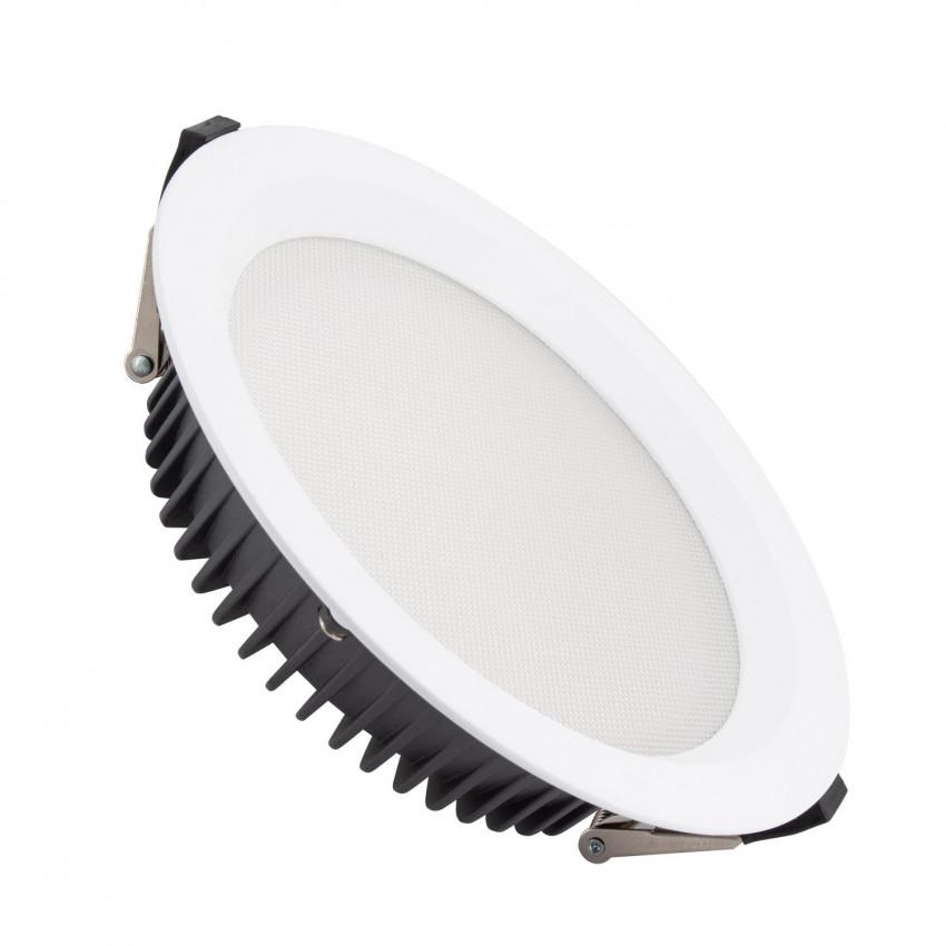 40W New Aero Slim LED SAMSUNG Downlight 130 lm/W (UGR17) LIFUD Ø 200 mm Cut-Out